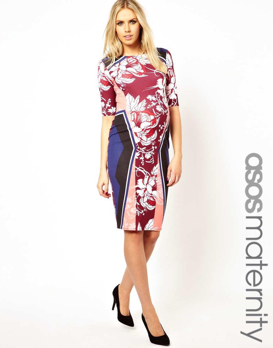 Espectaculares vestidos de moda embarazadas 2014