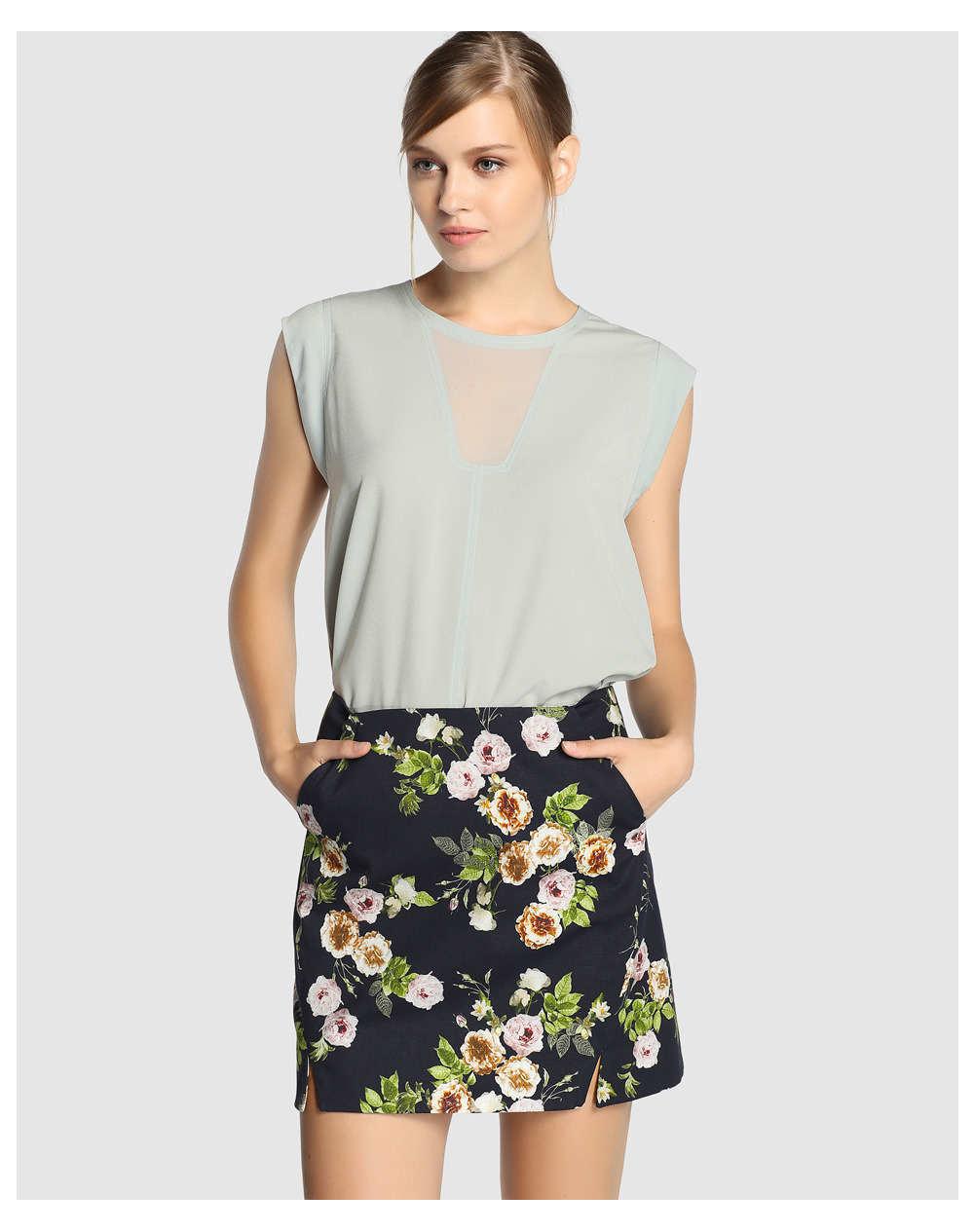 Looks con faldas, hermosos conjuntos de moda