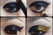 Excelentes ideas para llamativos maquillajes para ojos