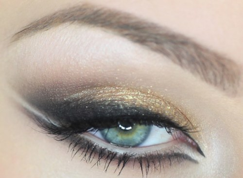 maquillaje para ojos azules sombras