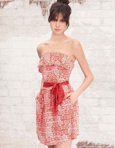 Vestidos cortos muy femeninos y veraniegos, te encantarán!!