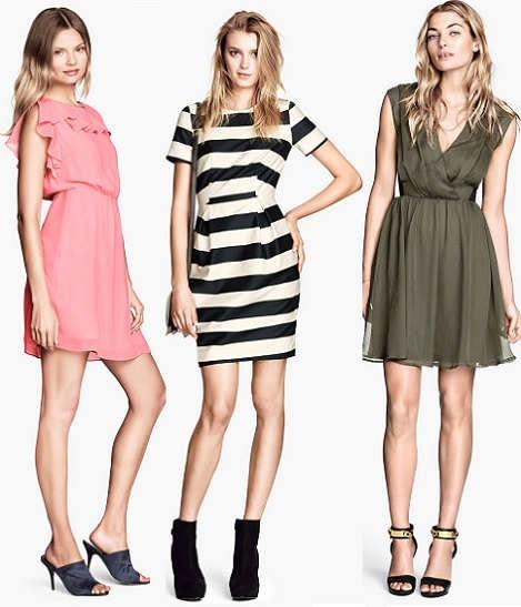 Modelos de zapatos para vestidos cortos