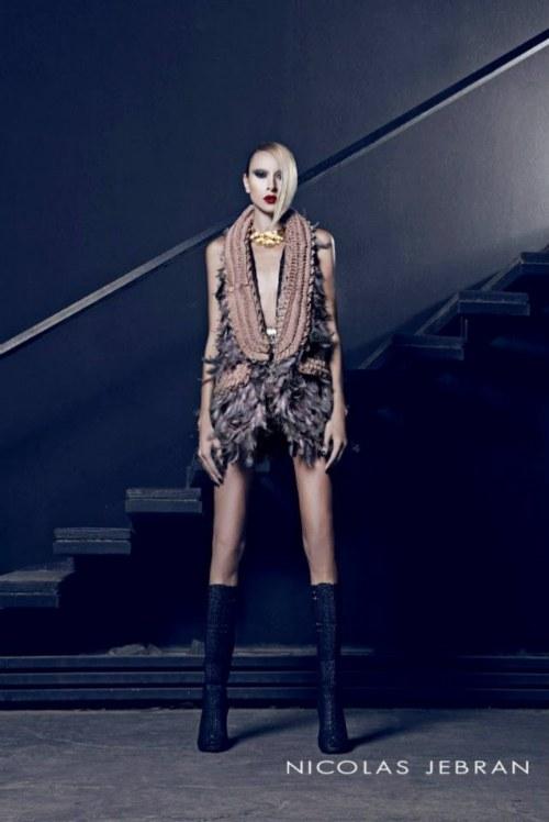 nicolas jebran couture coleccion otoño invierno
