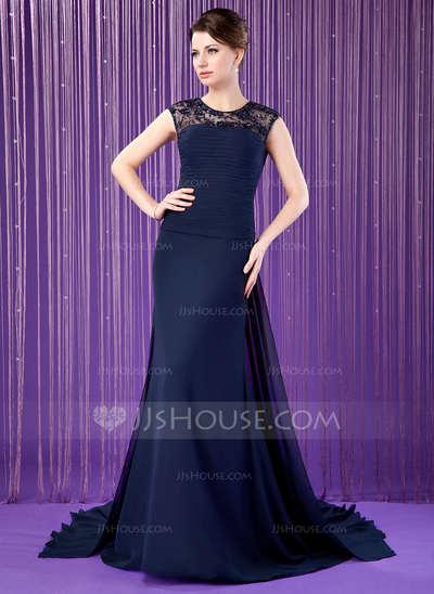 Modelos de vestidos de color oscuros para fiestas