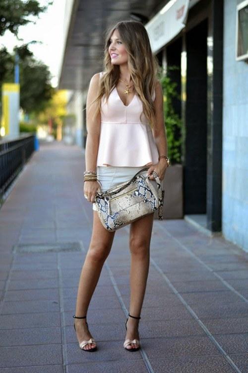 outfits para salir a la primera cita