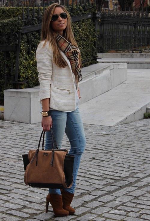 outfits para empezar el otoño