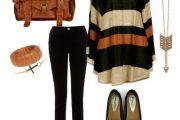 Outfits cálidos y acogedores para el Otoño por Polyvore