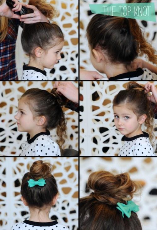 peinados para niñas tutoriales paso a paso