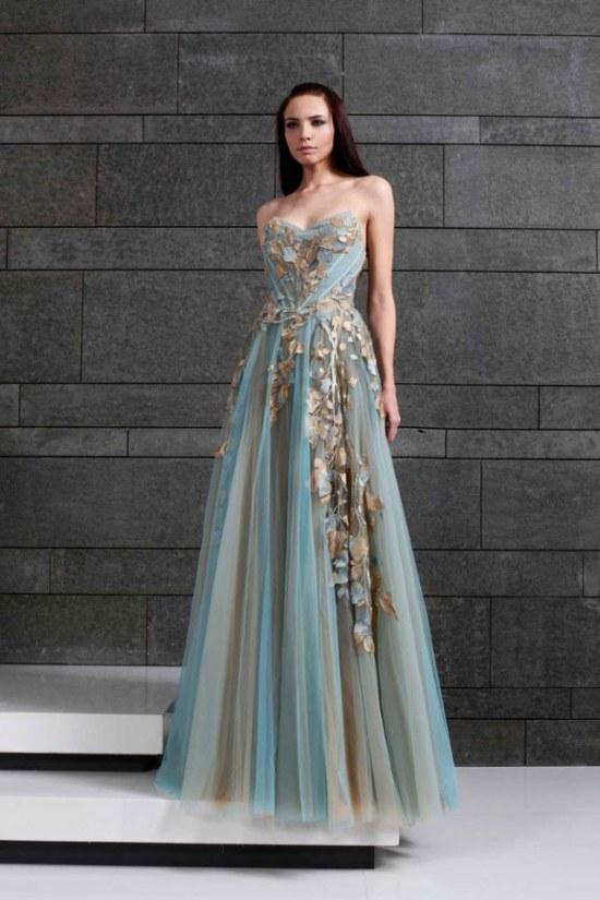 tony ward coleccion vestidos otoño
