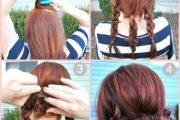 10 Peinados lindos paso a paso de trenzados para el cabello