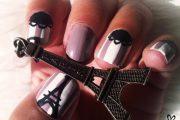 Lindos y tierno diseños diseños Parisianos para tus Uñas