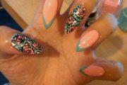 10 Hermosos y únicos diseños para tus uñas puntiagudas