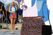 Vestidos frescos para el verano, elegantes opciones