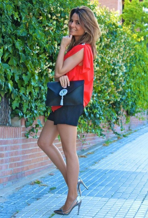 zapatos plateados moda verano