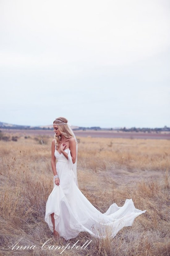 anna campbell vestidos de novias