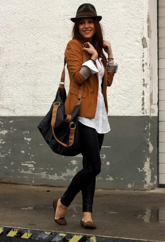 blazzers otoño moda outfits