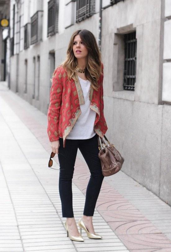 chaquetas moda otoño