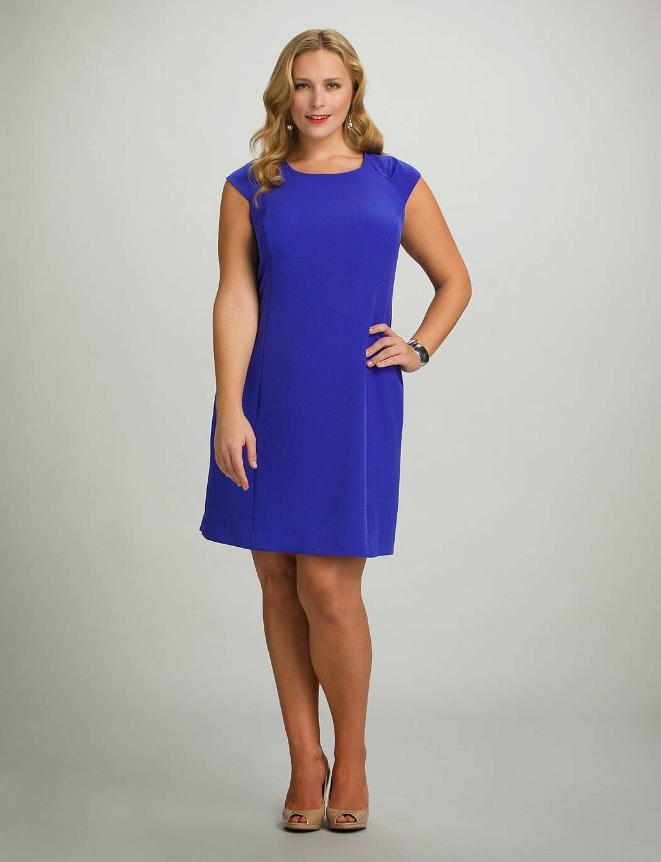 Estupendos modelos de vestidos tallas grandes para cualquier ocasión ...