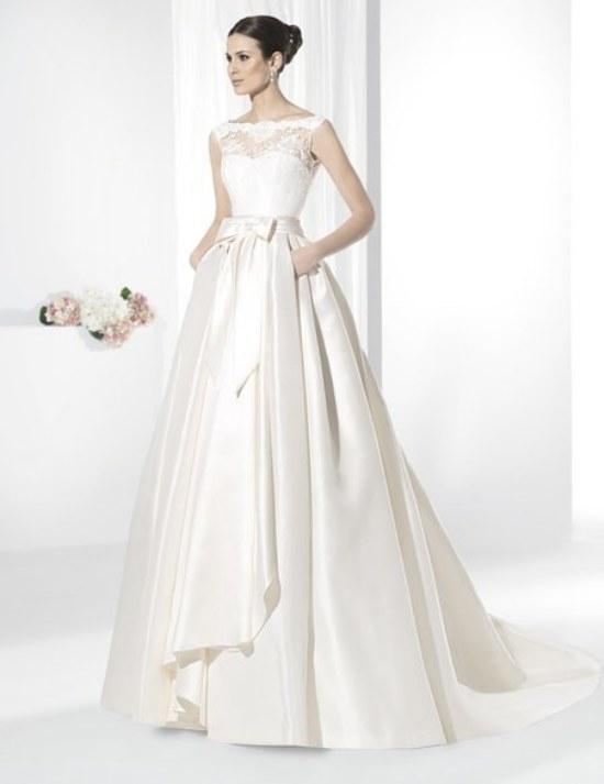 vestidos novias 2015 franc sarabia