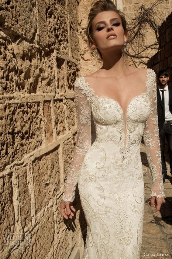 galia lahav vestidos de novia 2015