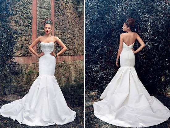 vestidos novias jorge manuel 2015
