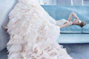 Colección para Otoño 2014 en Vestidos de Novias para por Lazaro