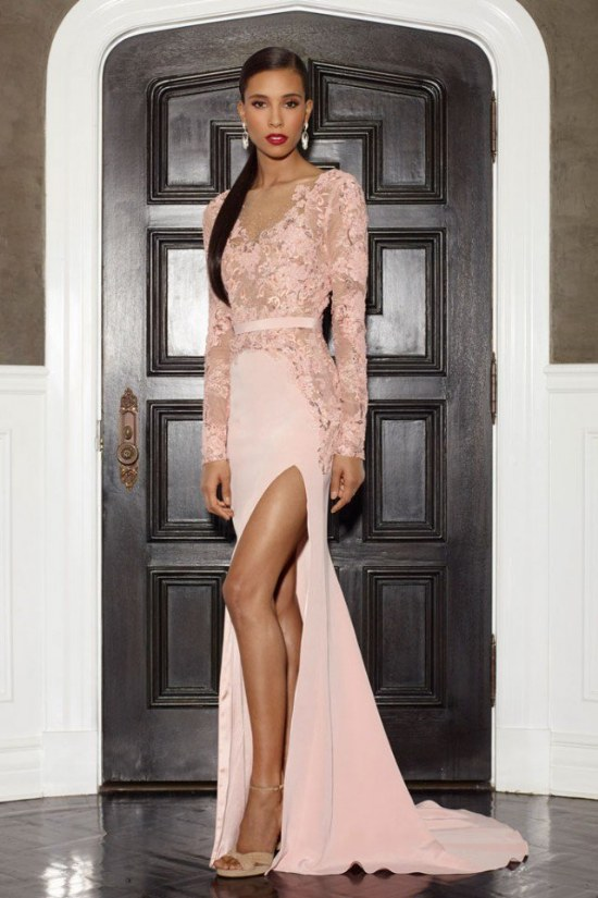 lorena sarbu vestidos para noche elegantes