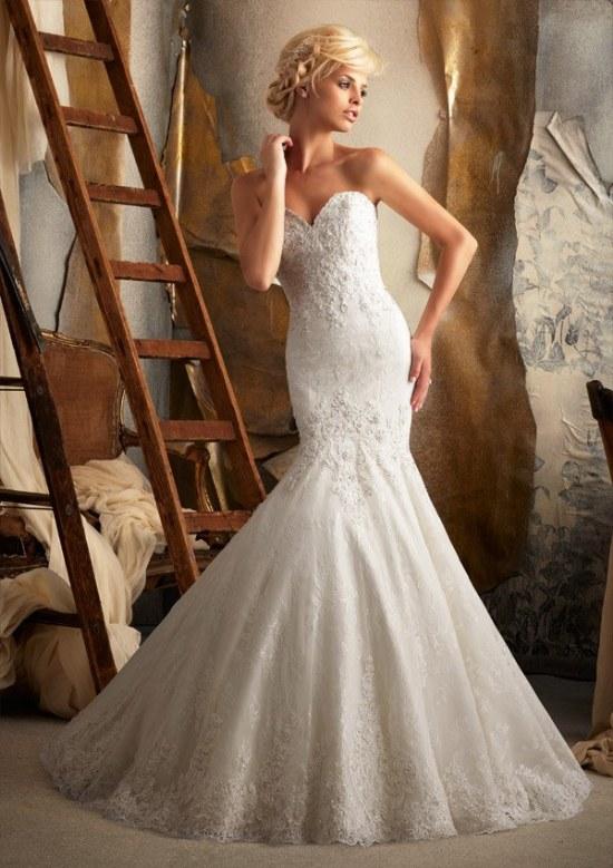 vestidos de novias madeline gardner