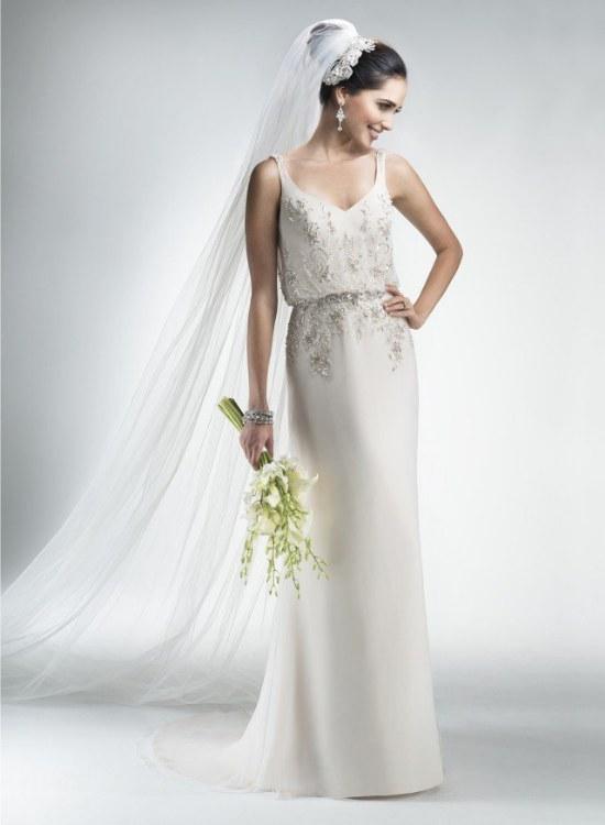 vestidos novias boda maggie sottero