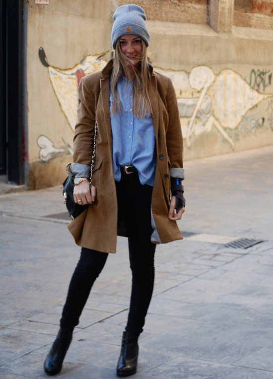 tendencias moda otoño 2014 outfits