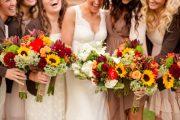 Top 10 en Bouquets de novias para Otoño