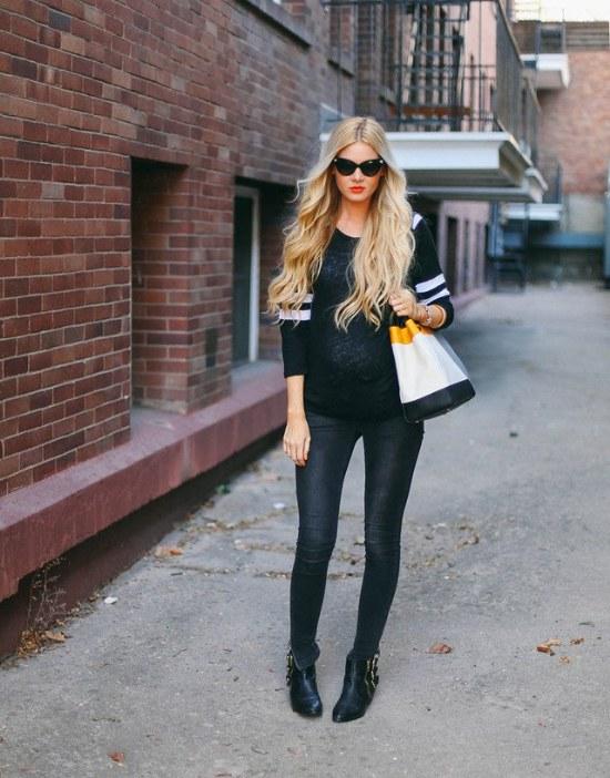 ropa embarazadas otoño 2014 moda