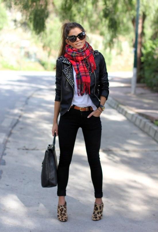 tendencias otoño 2014 moda outfits
