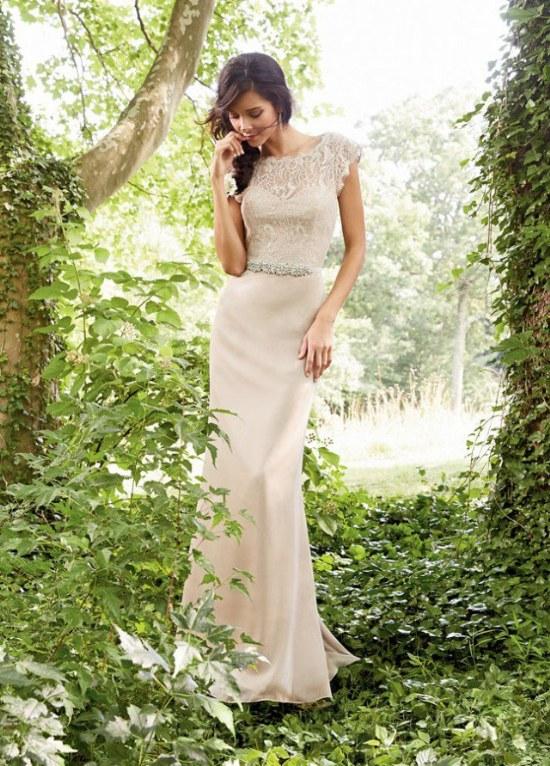vestidos para damas de honor bodas