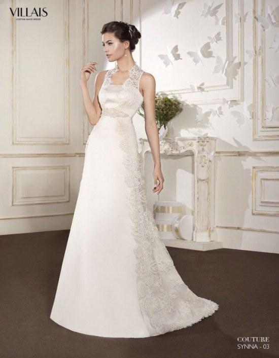 villais vestidos de novia 2015