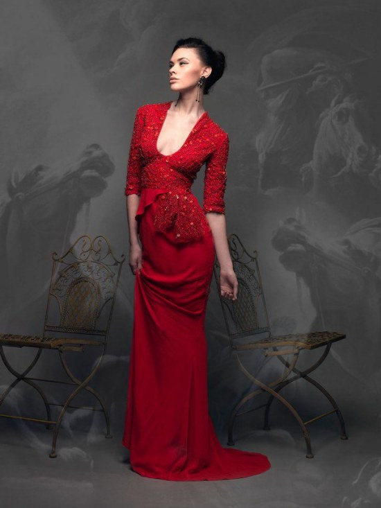 zevi couture coleccion 2015