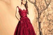 Fascinantes y Elegantes Vestidos de Noche por Ziad Nakad