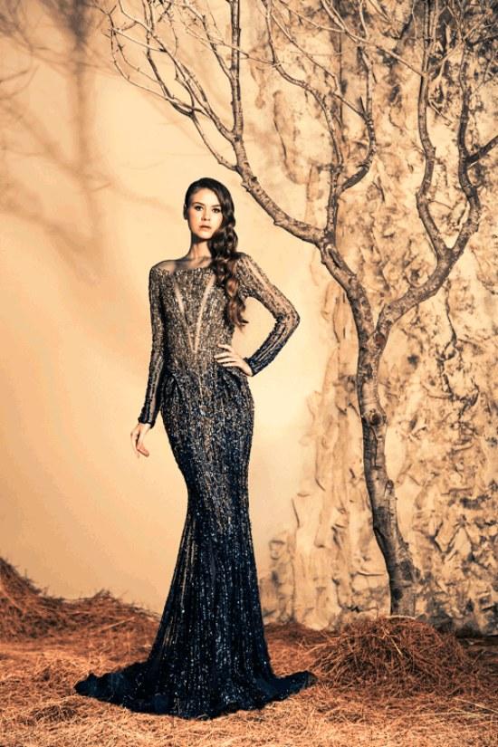 vestidos de noche elegantes ziad nakad