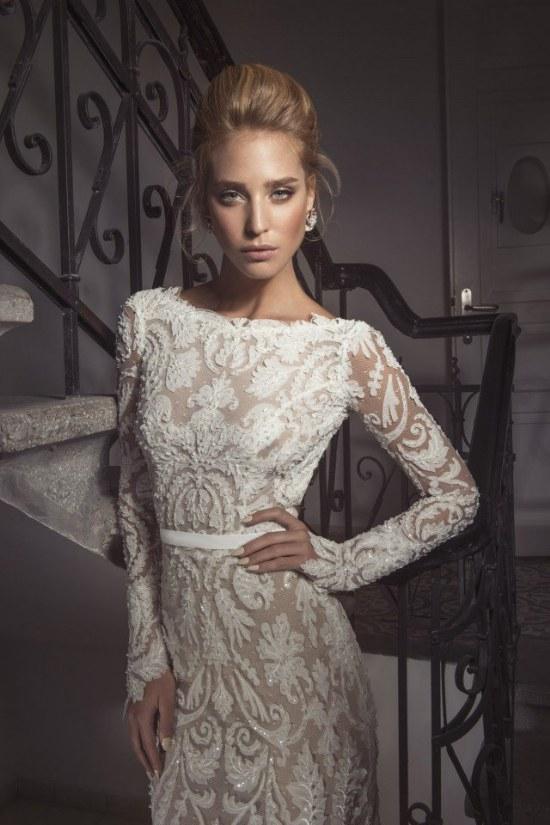 dany mizrachi vestidos novia