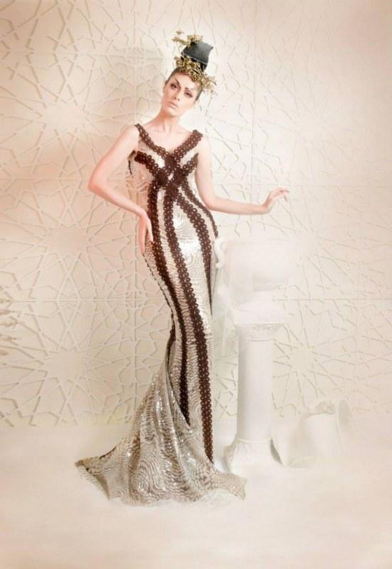 mystic haute couture dar sara coleccion