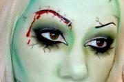 Ideas e Inspiración para Maquillajes para este Halloween 2014