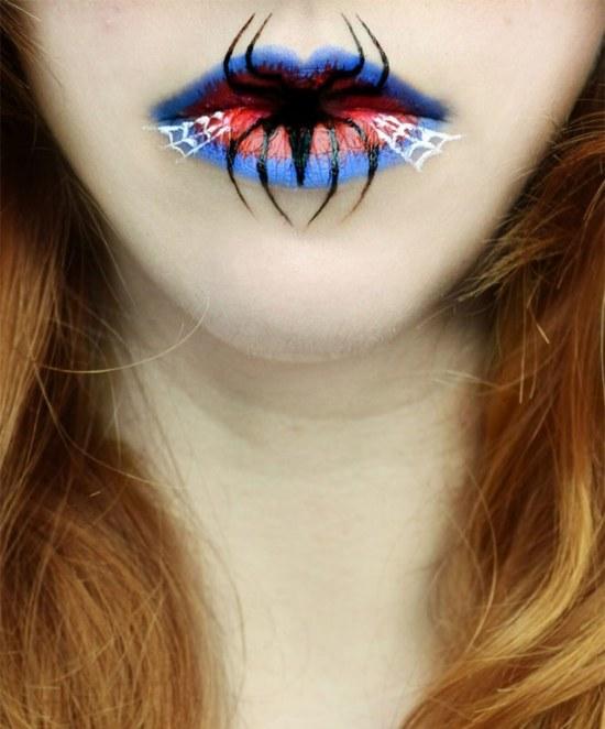 halloween-maquillaje-labios-2