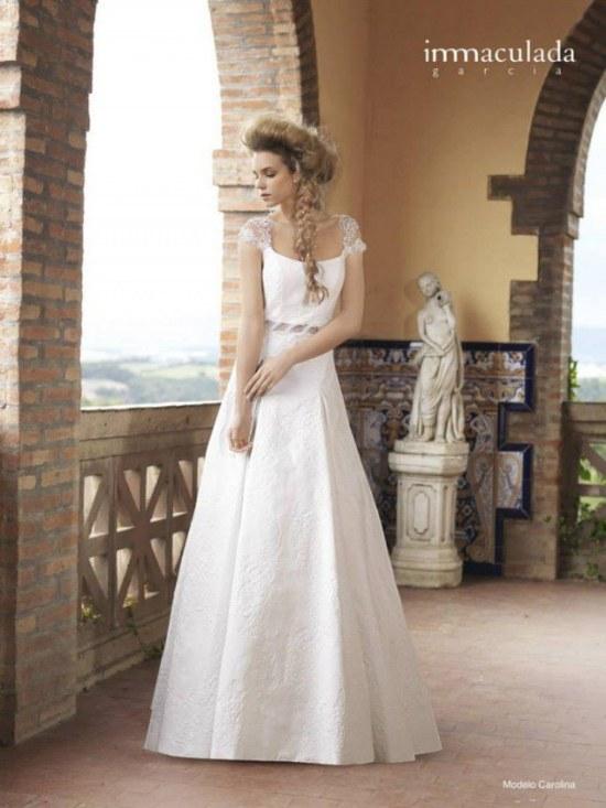 vestidos novias inmaculada garcia
