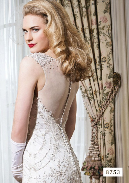 Colección de Vestidos de Novias por Justin Alexander