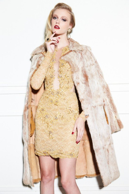vestidos de noche lia rabello invierno