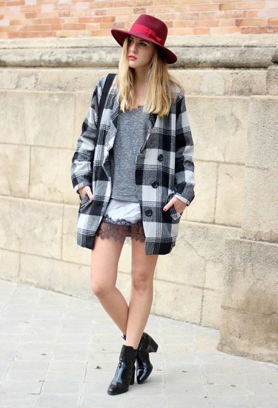 Más looks y outfits para este Otoño y Pre Invierno 2014