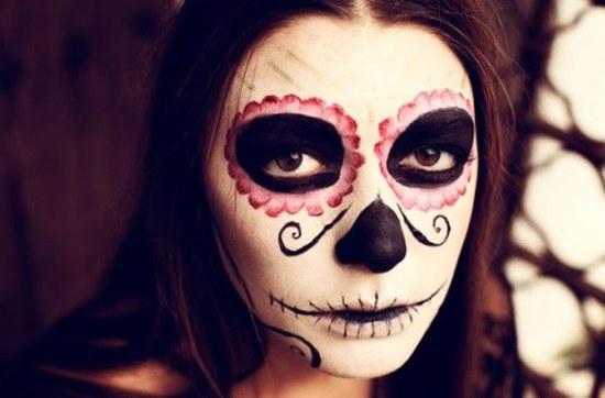 maquillaje ideas halloween - Como Maquillarse En Halloween