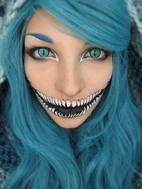 maquillaje ideas halloween