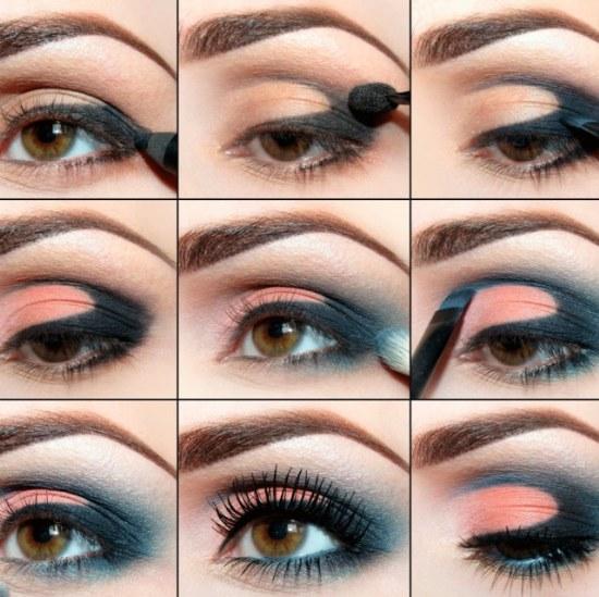maquillaje ojos sombras tutoriales