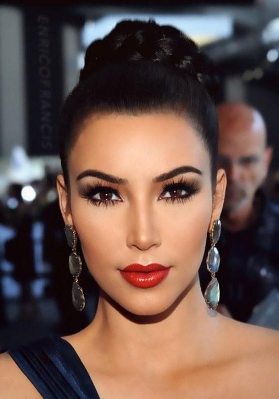 Maquillaje para Chicas con Ojos de color Marrón